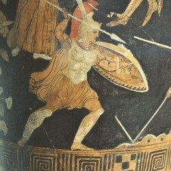 image from https://www.livius.org/pictures/a/graeco-roman-mythology/achilles-and-memnon/
